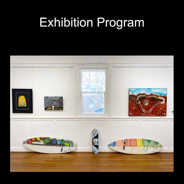 Exhibition Calendar July to Dec 2020