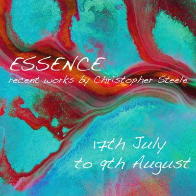 New dates GalleryWebPoster2020Chris Steele Essence
