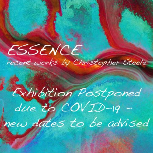 PostponedGalleryPosterApril2020Chris Steele EssenceWeb