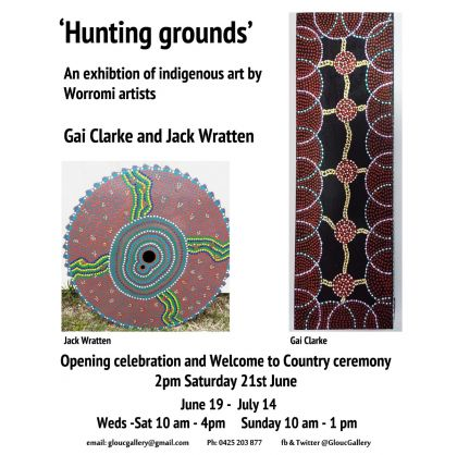 A4GalleryPoster_Hunting Grounds2019web