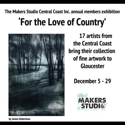 GalleryPosterDec2019ForTheLoveofCountry